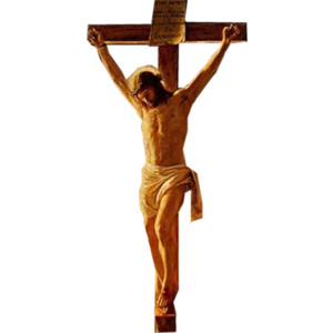 PNG Jesus On The Cross - 69839