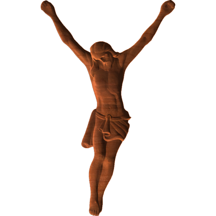 PNG Jesus On The Cross - 69840