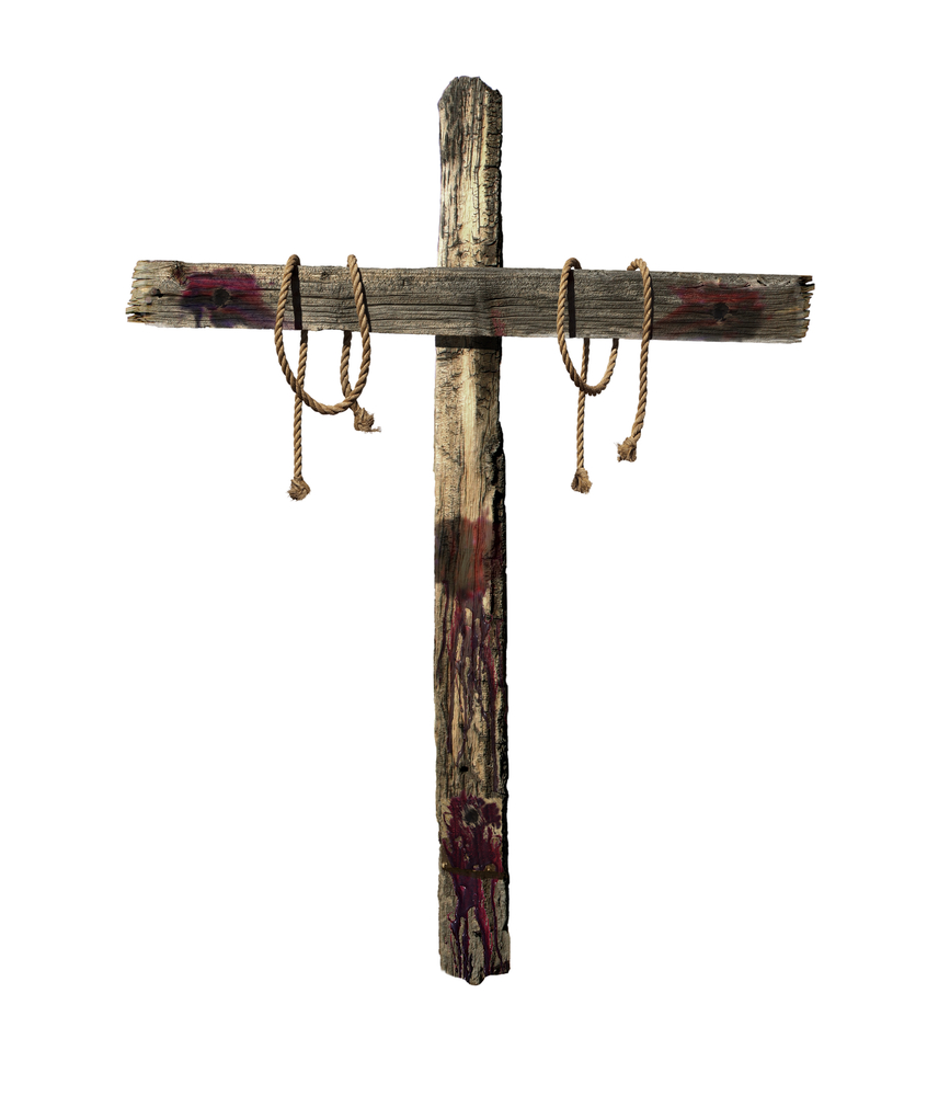PNG Jesus On The Cross - 69838