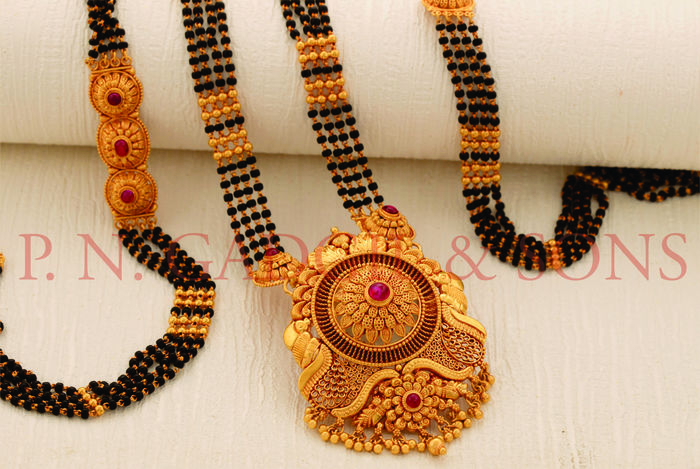 Mangalsutra by PNG u0026 Sons - PNG Jewellery