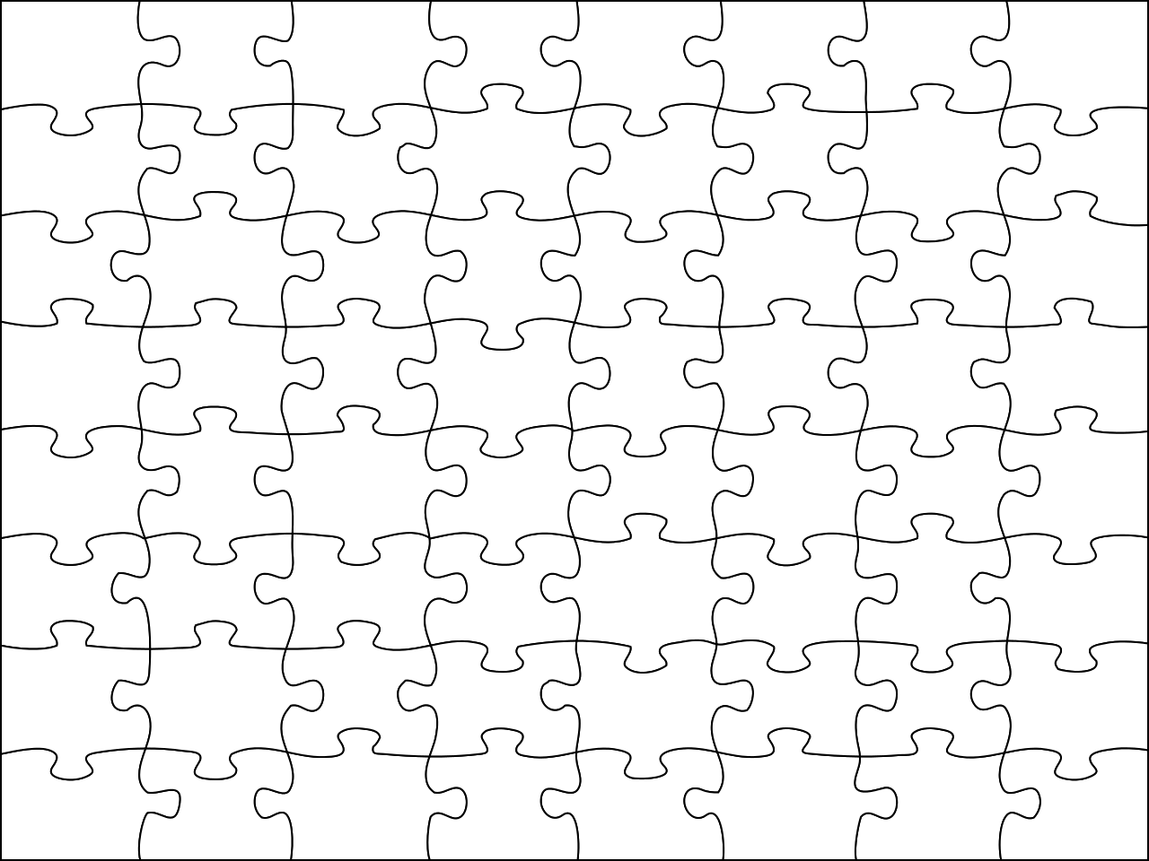 File:Jigsaw Puzzle.svg - Wikimedia Commons - PNG Jigsaw Puzzle