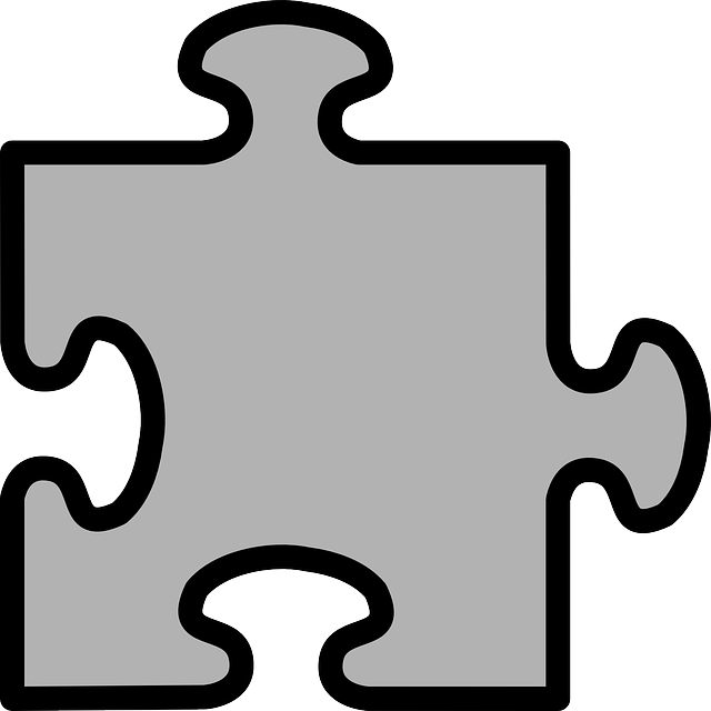 Free vector graphic: Jigsaw, Jigsaw Puzzle, Grey, Piece - Free Image on  Pixabay - 296697 - PNG Jigsaw Puzzle Pieces