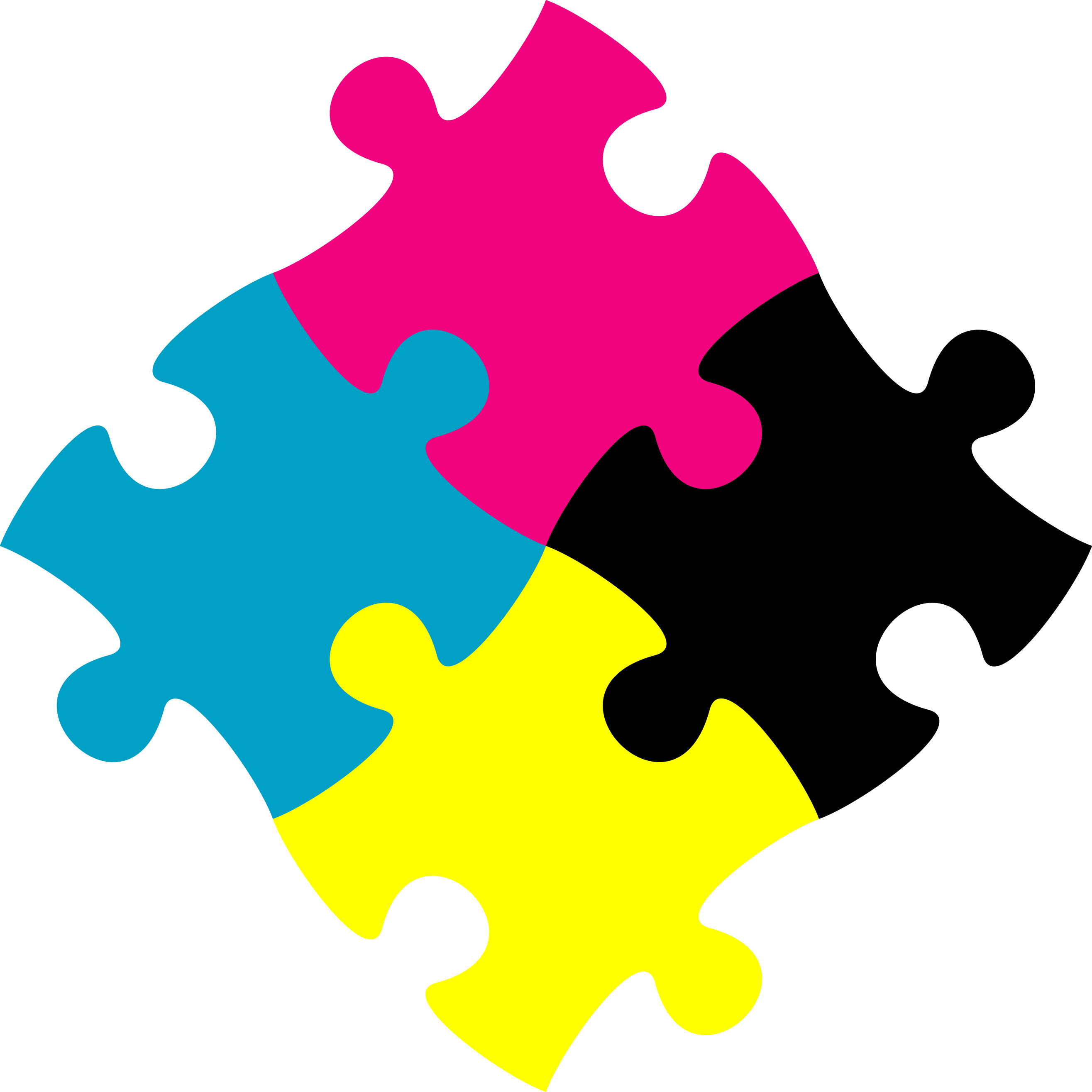 PNG Jigsaw Puzzle Pieces - 48996