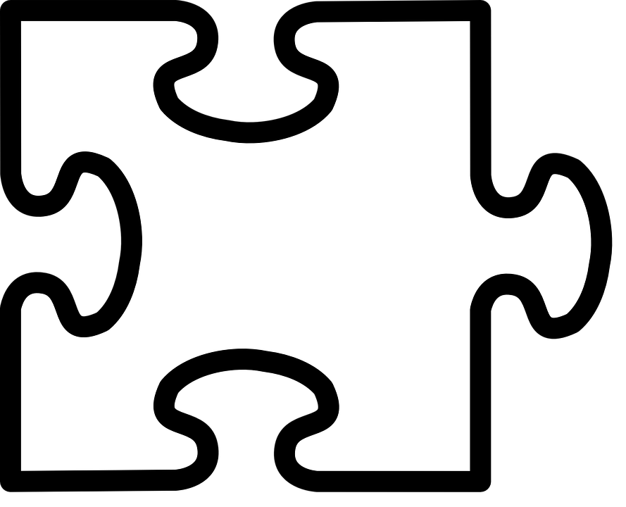 Jigsaw Puzzle, Jigsaw, Puzzle, Piece, White, Strategy - PNG Jigsaw Puzzle Pieces