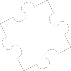 PNG Jigsaw Puzzle Pieces - 48999