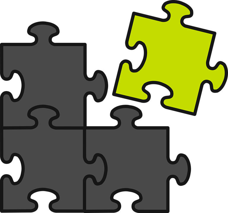 PNG Jigsaw Puzzle Pieces - 49007