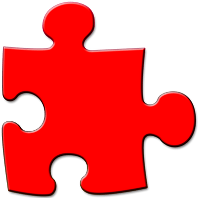 PNG Jigsaw Puzzle Pieces - 49005
