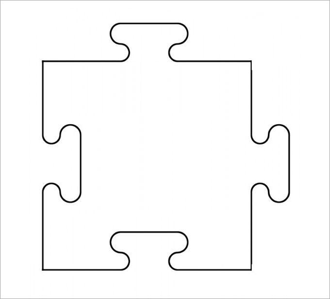 PNG Jigsaw Puzzle Pieces - 48998