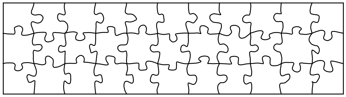 You might remember when my hobby was maze making with randomly generated  bounded depth spanning trees a few months ago. It turns out that jigsaw  puzzles are PlusPng.com  - PNG Jigsaw Puzzle