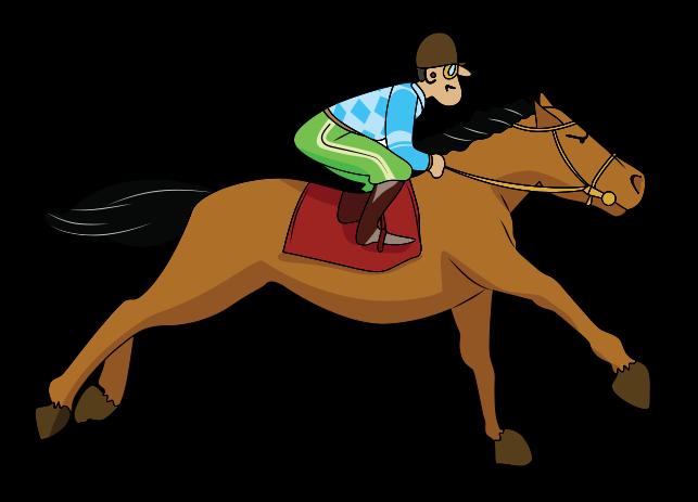 PNG Jockey - 51912