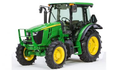 5100E - PNG John Deere Tractor