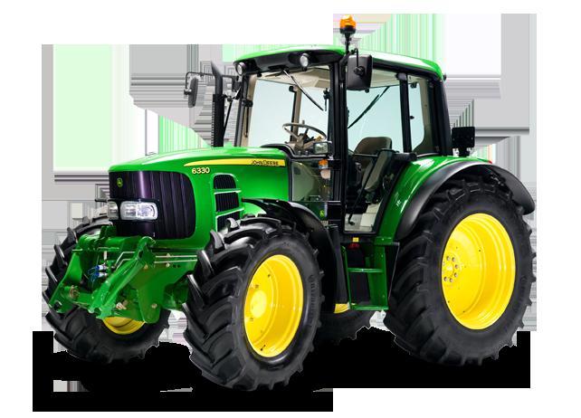 6330 Broaden your horizons - PNG John Deere Tractor