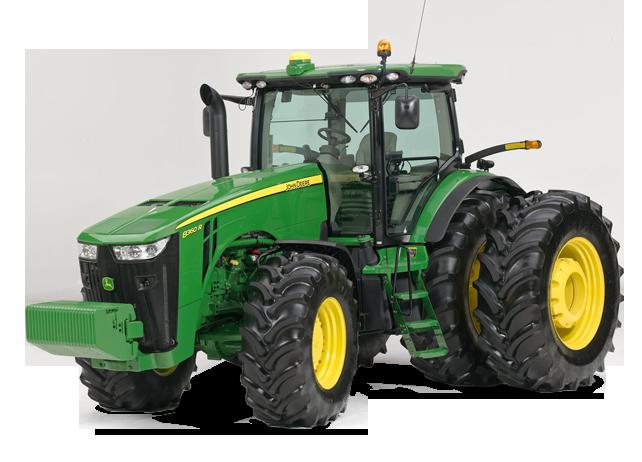 8360R 8000 Series - PNG John Deere Tractor