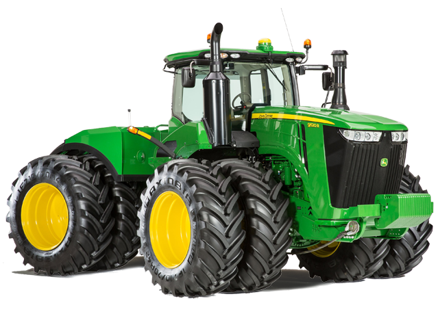 9520R Tractor - PNG John Deere Tractor