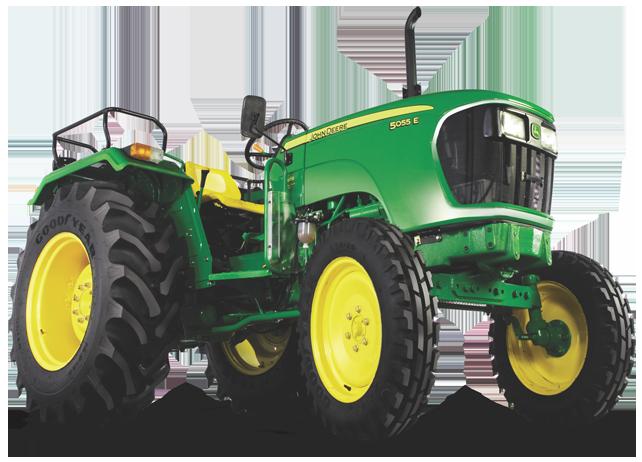 John Deere 5055E Power Steering - PNG John Deere Tractor