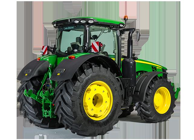 John Deere 8270R - PNG John Deere Tractor