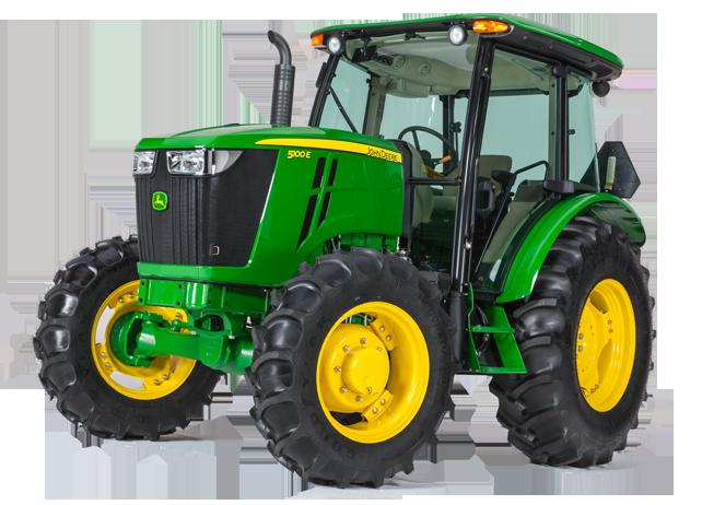 Locate a John Deere Dealer : 5100E Utility Tractor - PNG John Deere Tractor