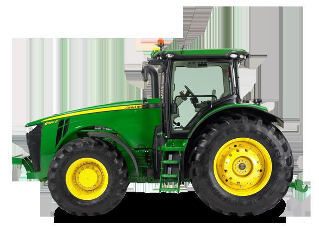 Locate a John Deere Dealer : - PNG John Deere Tractor