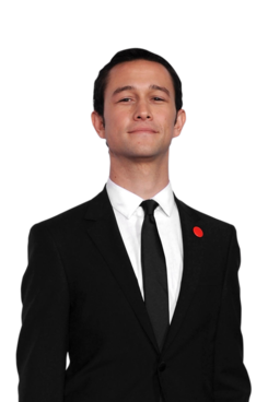 BEVERLY HILLS, CA - JANUARY 16: Presenter Joseph Gordon-Levitt poses in the  press room at the 68th Annual Golden Globe Awards held at The Beverly  Hilton PlusPng.com  - PNG Joseph