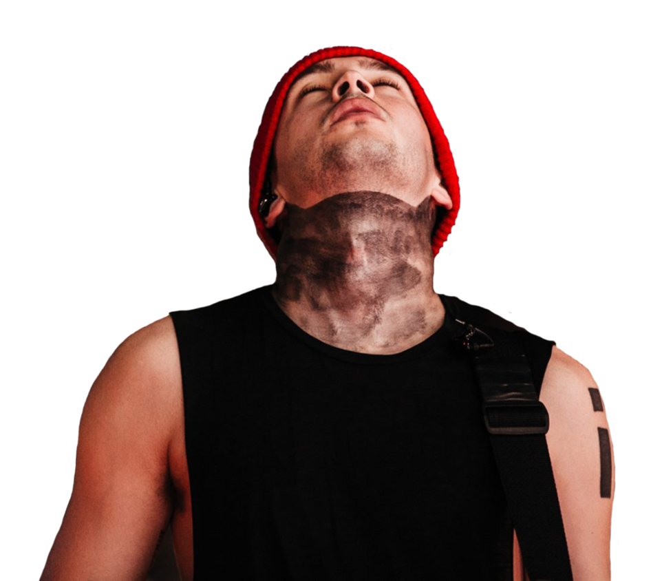 Tyler Joseph 4 Png by DLR-Designs PlusPng.com  - PNG Joseph