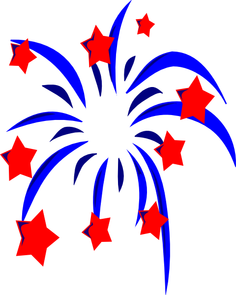 Fourth july 4th of july clip art image 7 2 - PNG July