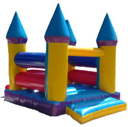 . PlusPng.com 20131108_092950 3m-jumping-castle - PNG Jumping Castle