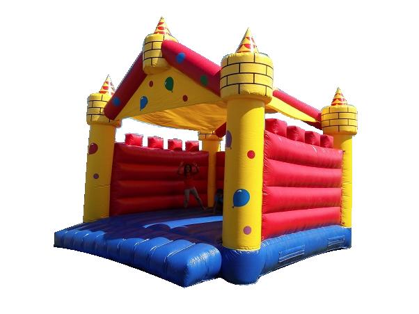 5x5m Bouncy Castle Hire - PNG Jumping Castle