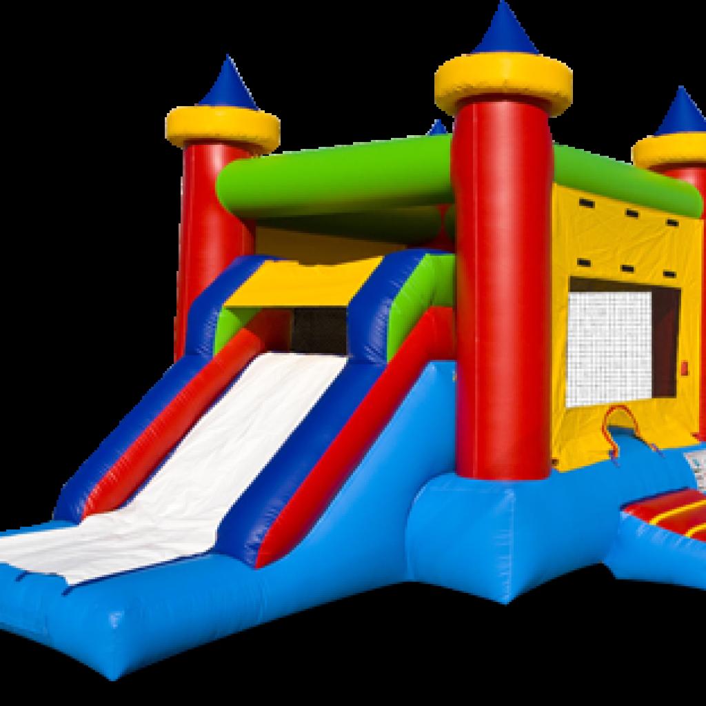 Bounce-Castle - PNG Jumping Castle