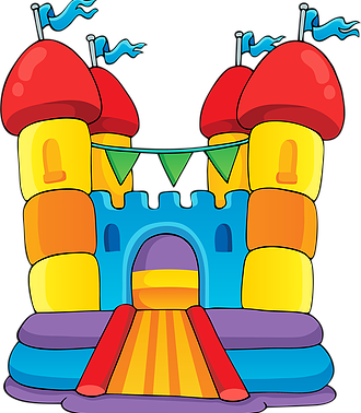 PNG Jumping Castle - 48079