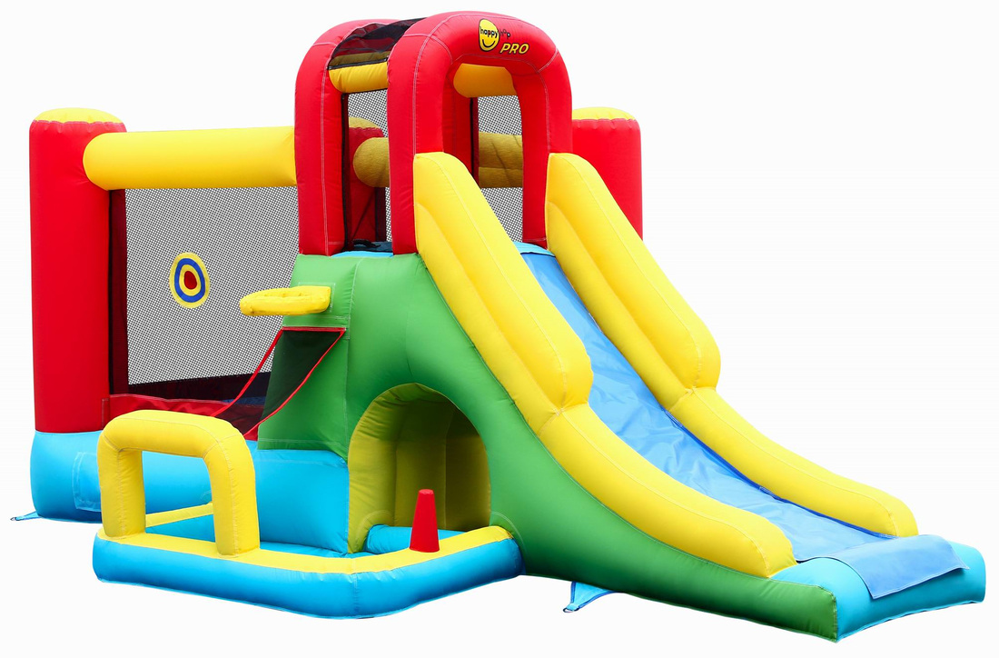 Picture. Jump zone PlusPng.com  - PNG Jumping Castle