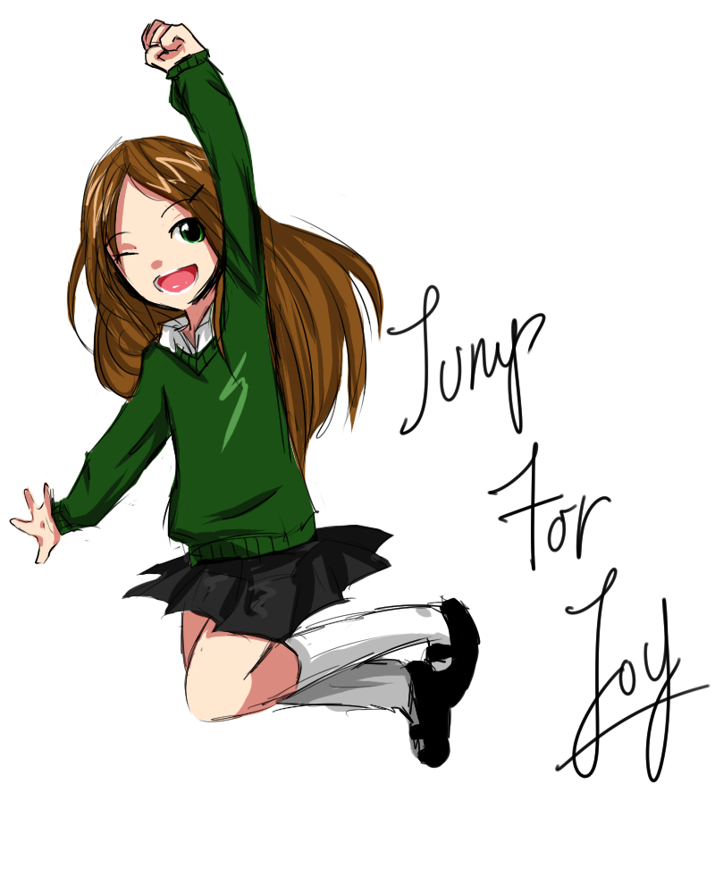 PNG Jumping For Joy - 51845