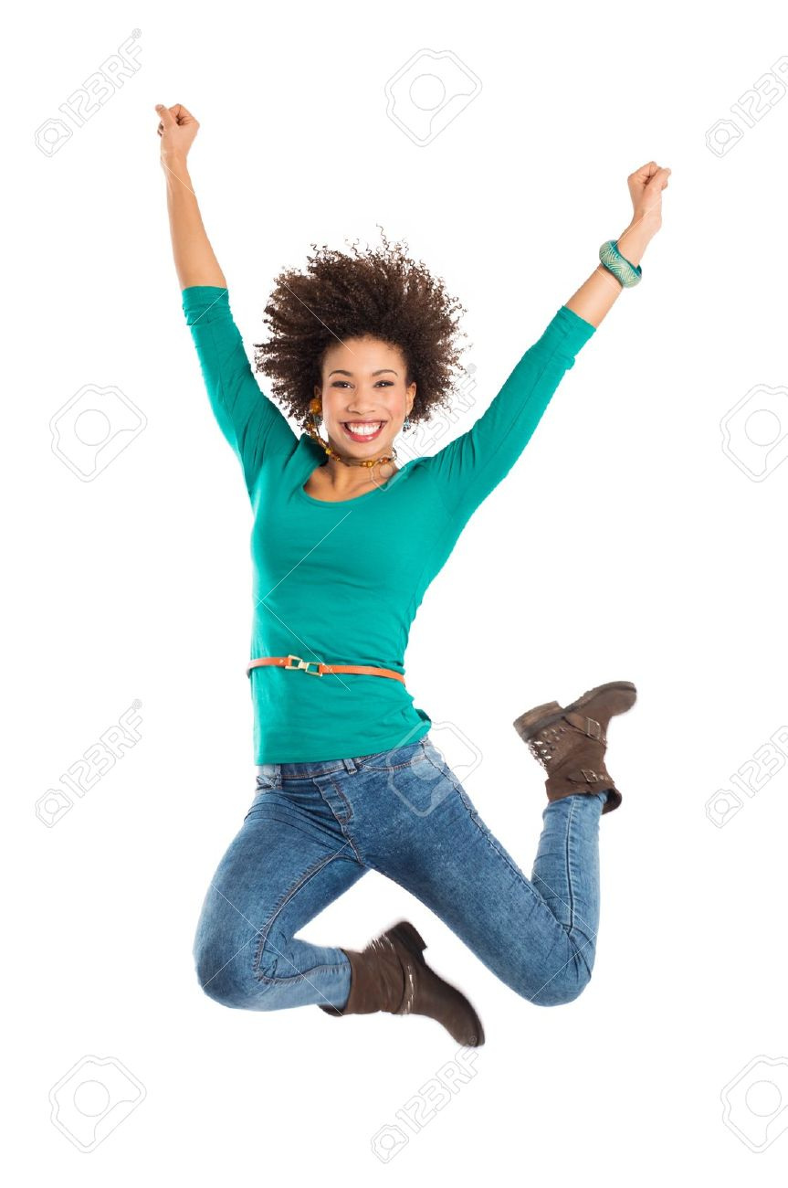 PNG Jumping For Joy - 51847