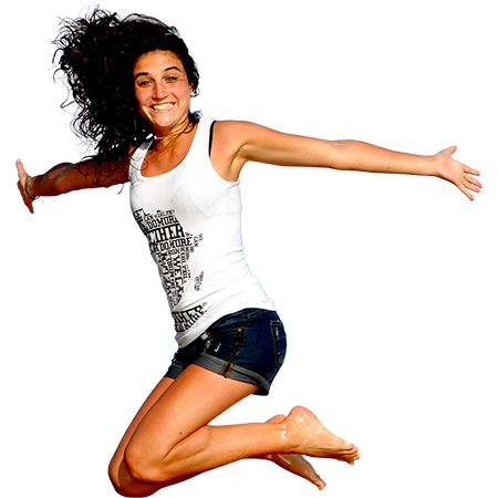 PNG Jumping For Joy - 51846