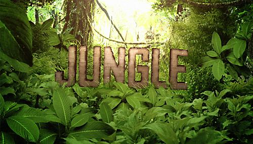 PNG Jungle Scene - 48828