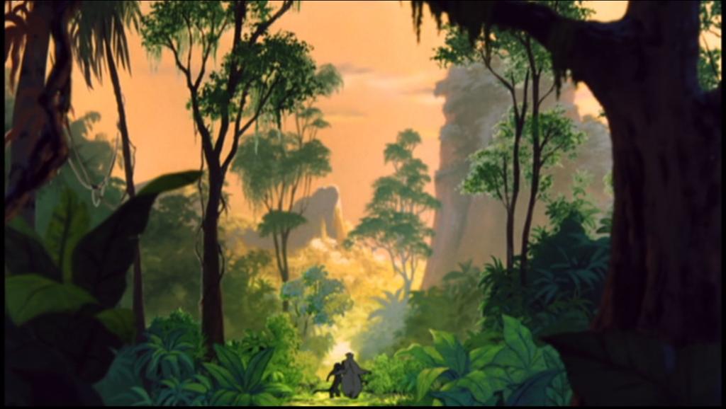 PNG Jungle Scene - 48815