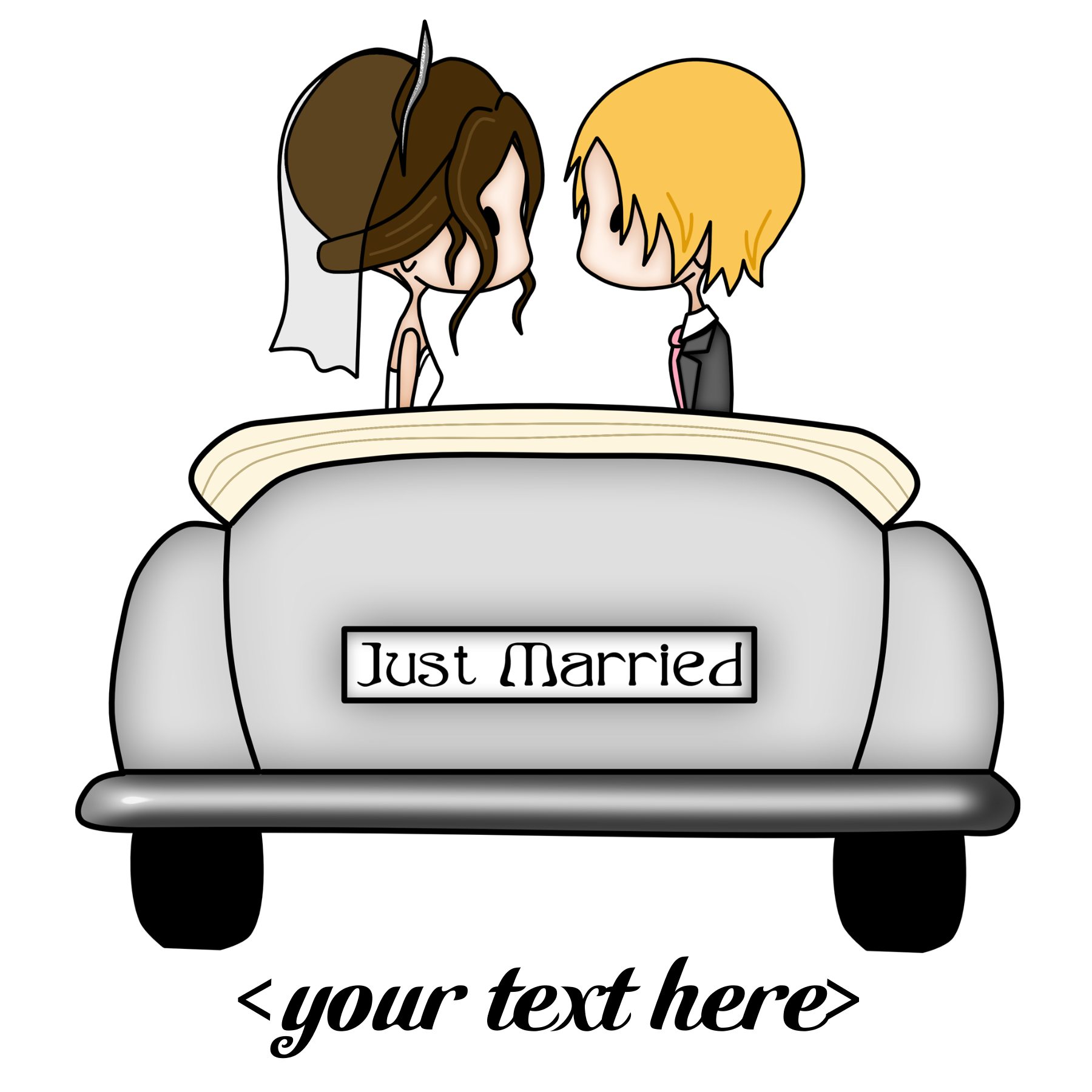 Download image pluspng com png just married