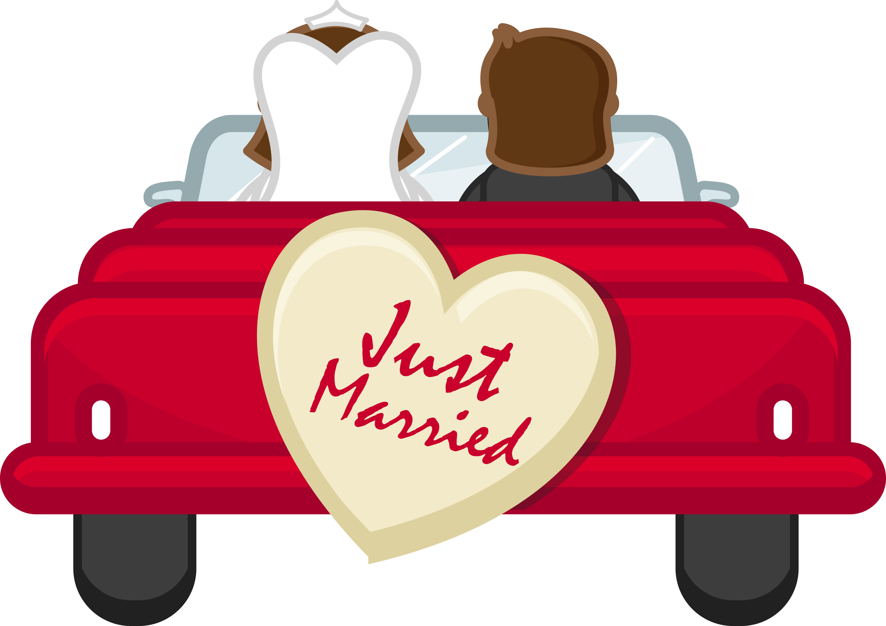 PNG Just Married - 68682