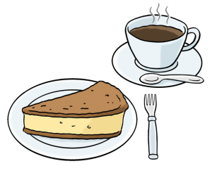 PNG Kaffee Kuchen - 51090
