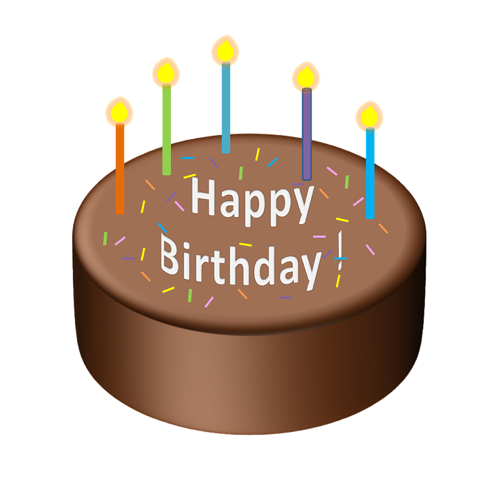 fødselsdag kage stearinlys c
