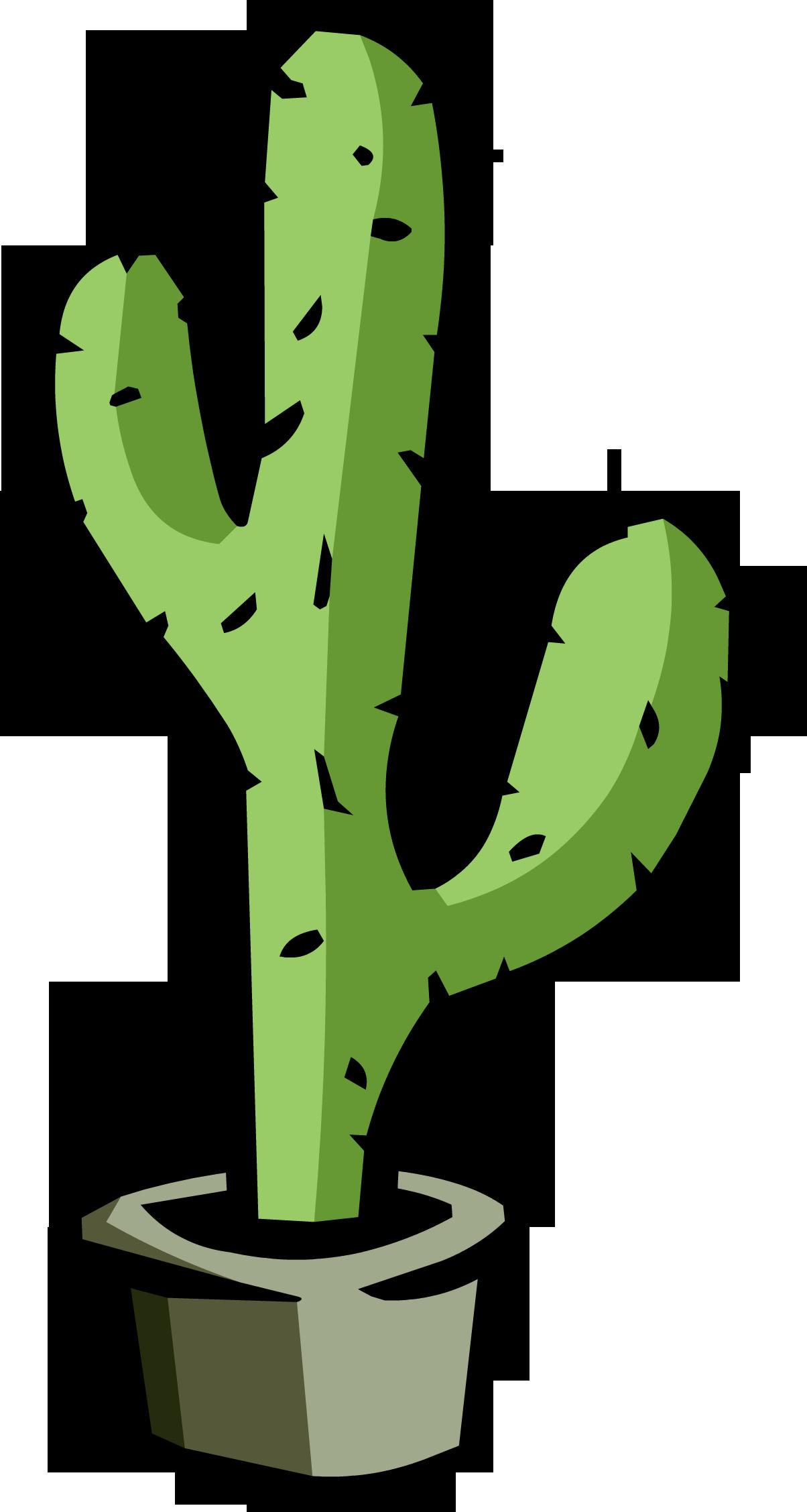 PNG Kaktus - 51750