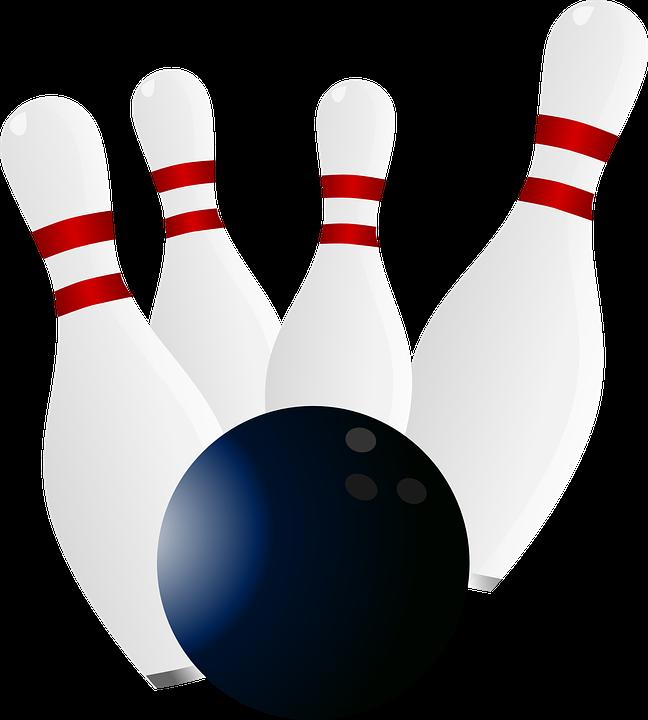 Bowling, Kegel, Streik, Kugel, Treffen - PNG Kegeln Kostenlos