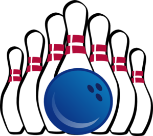 Free Bowling Clipart - ClipArt Best - PNG Kegeln Kostenlos