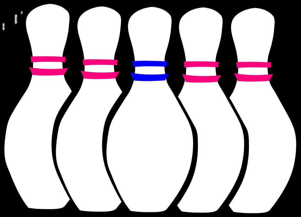 Kegel, Satz, Bowling, Sport, Spiel, Pin, Wettbewerb - PNG Kegeln Kostenlos
