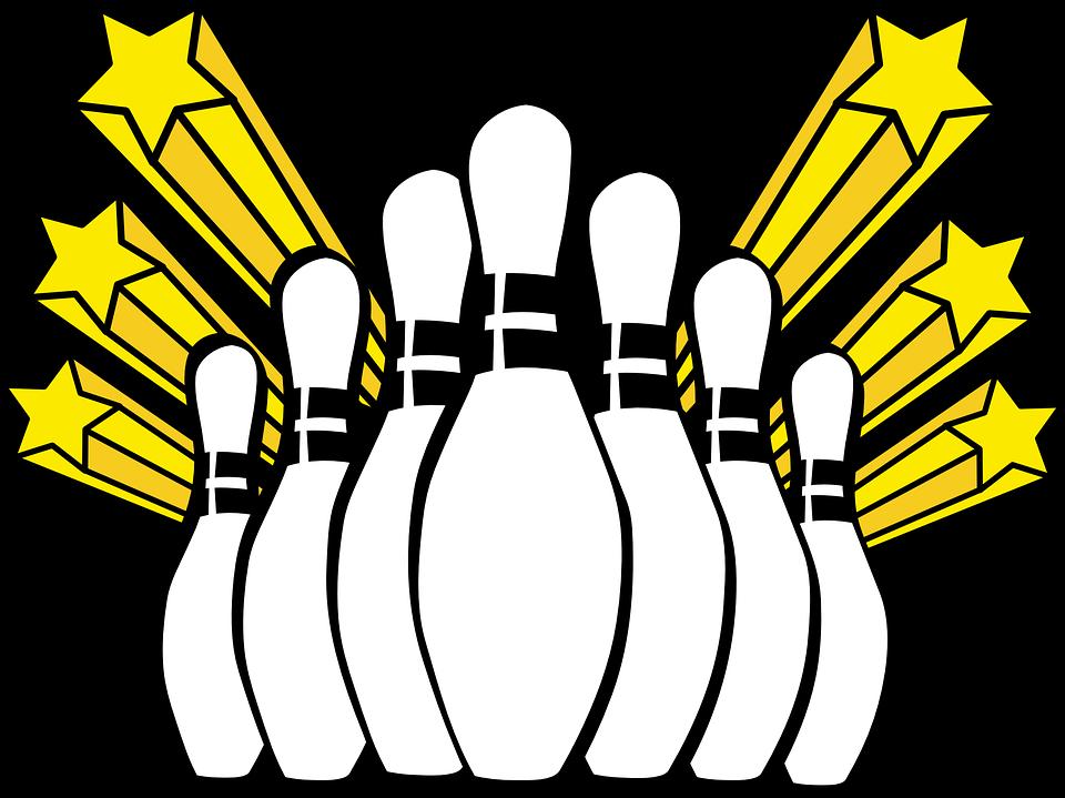 Streik, Bowling, Sterne, Tenpins, Schüssel, Kegeln - PNG Kegeln Kostenlos