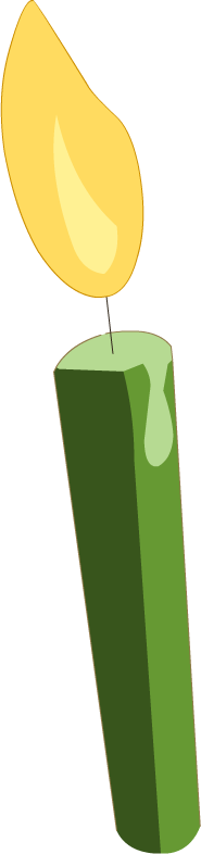 PNG Kerze - 48801