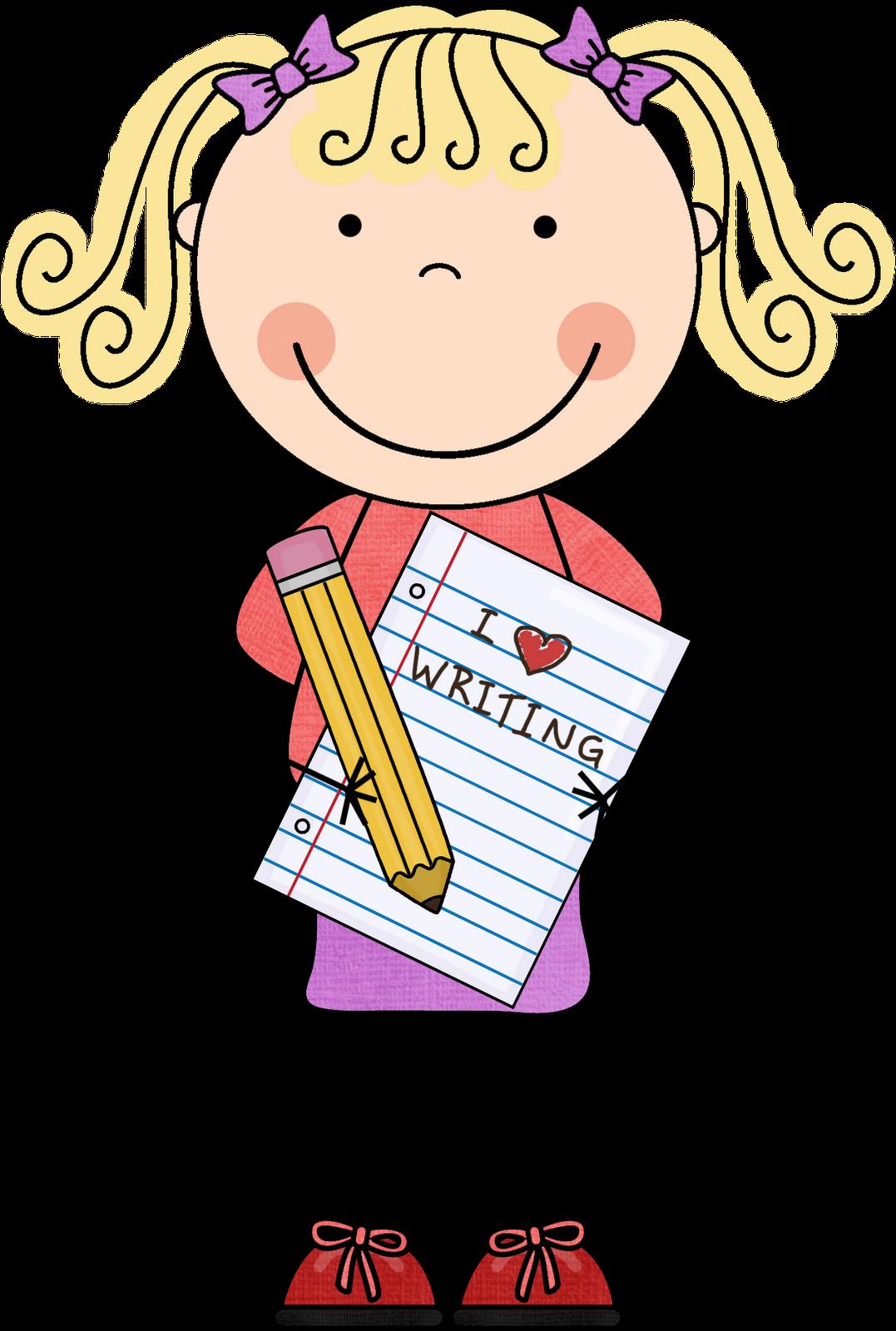 PNG Kid Writing - 43046