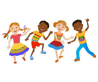 Dance - PNG Kids Dancing