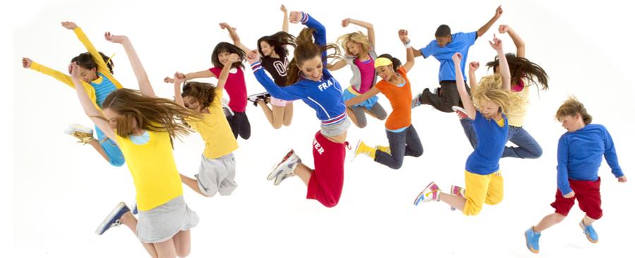 Square. - PNG Kids Dancing