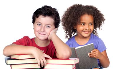 California Book Fairs Help Childern Enjoy Reading - PNG Kids Reading