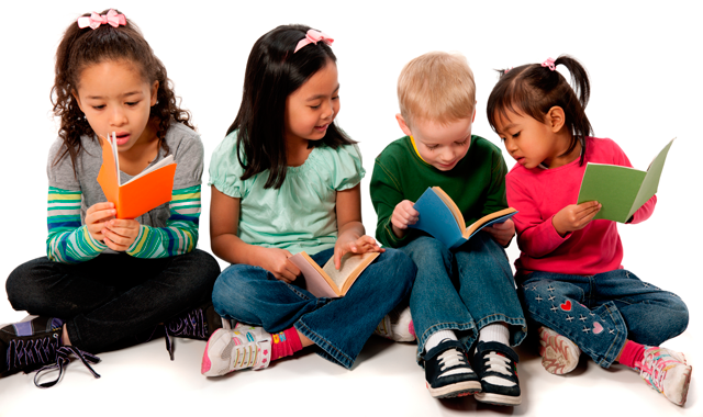 How Reading is Important for a Healthy Mind - Best Desk Quality - PNG Kids Reading